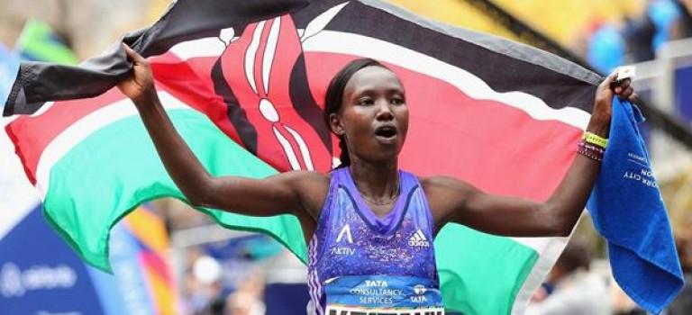 Κενυάτικη κυριαρχία στη Νέα Υόρκη