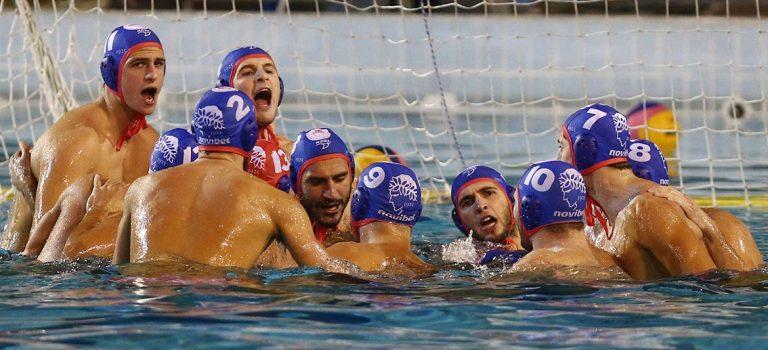 Στον τελικό ο Ολυμπιακός