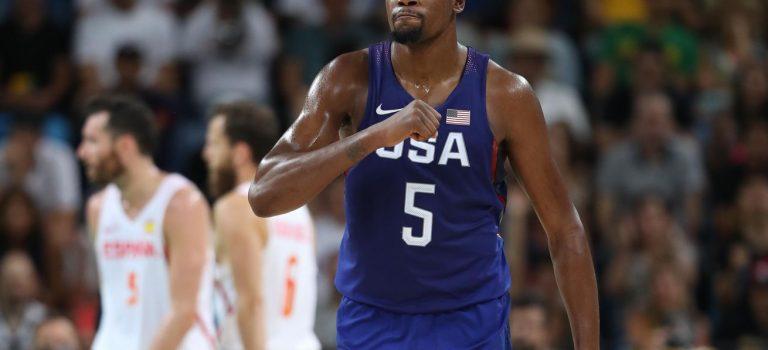 Με… τριαντάρα το χρυσό της μπασκετικής Team USA