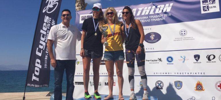 Σουβατζόγλου, Δημάκη οι πρωταθλητές Ελλάδας