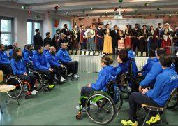 Η «Ελπίδα»τίμησε την ομάδα του Ρίο