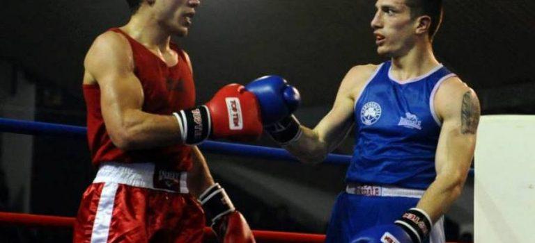Πόλεμος στην ελληνική πυγμαχία