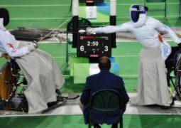 Στο παγκόσμιο κύπελλο η Εθνική ξιφασκίας με αμαξίδιο