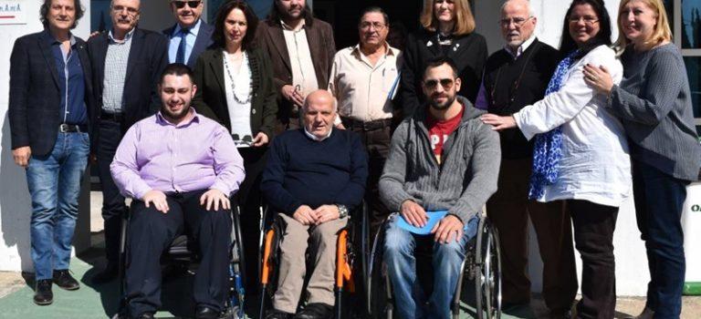 Η (νέα) ολομέλεια της Ελληνικής Παραολυμπιακής Επιτροπής