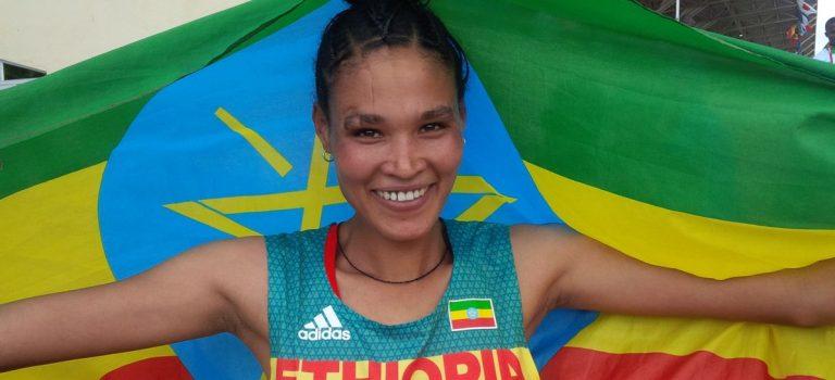 Σάρωσε η Αιθιοπία στις νεάνιδες