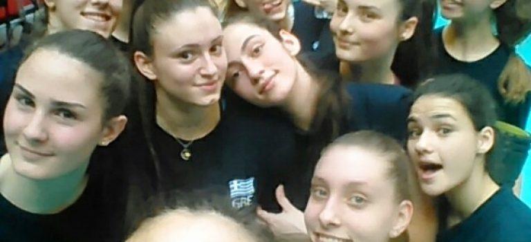 Πρεμιέρα με Λευκορωσία για την Εθνική κορασίδων