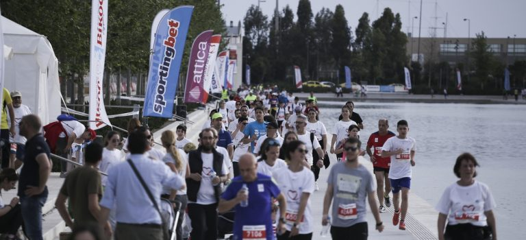 Μεγάλο ρεκόρ στο Νo Finish Line Athens