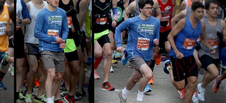 Έτρεξε ημιμαραθώνιο σε 1:11:53 με… Crocs!
