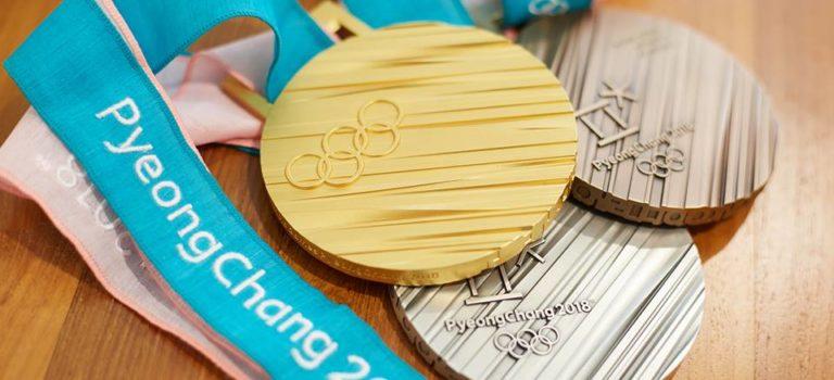 Παρουσιάστηκαν τα μετάλλια των Ολυμπιακών 2018