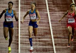 Ανάλυση της ηλικίας των αθλητών του παγκοσμίου πρωταθλήματος