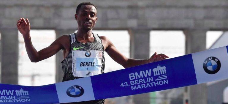 «Στόχος μου στο Βερολίνο το 2:01»!