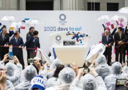 Ξεκίνησε η αντίστροφη μέτρηση για τους Ολυμπιακούς