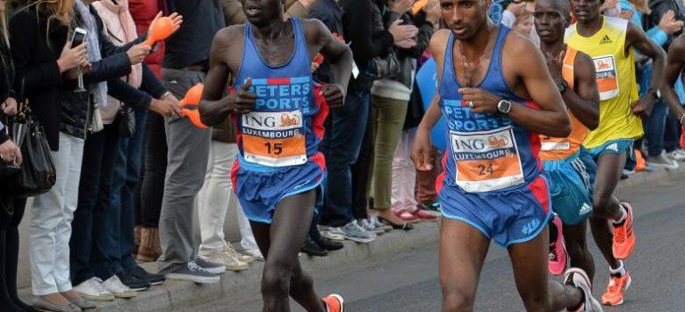 Τρεις Κενυάτες στο Μαραθώνιο της Αθήνας