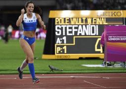 Γιατί ο τίτλος της κορυφαίας της IAAF θα πάει στη Στεφανίδη