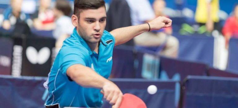 Την πρόκριση για τους Ολυμπιακούς νέων διεκδικούν Σγουρόπουλος-Γερασιμάτου