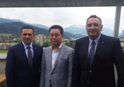Αρχηγός αποστολής για το Τόκιο 2020 ο Φυσεντζίδης