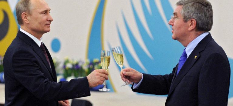 «Ανήθικος ο ολοκληρωτικός αποκλεισμός της Ρωσίας»