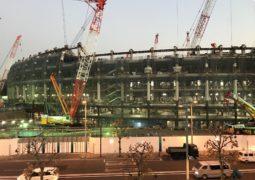 Έτοιμο το Νοέμβριο του 2019 το Ολυμπιακό στάδιο