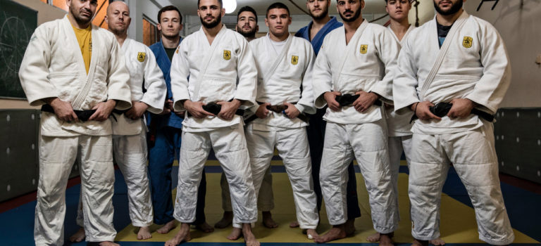 Η πρώτη ελληνική ομάδα στο τσάμπιονς λιγκ του τζούντο