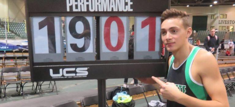 Άκυρο το παγκόσμιο ρεκόρ του Ντουπλάντις, δεν υπολογίζεται το 5.83μ.