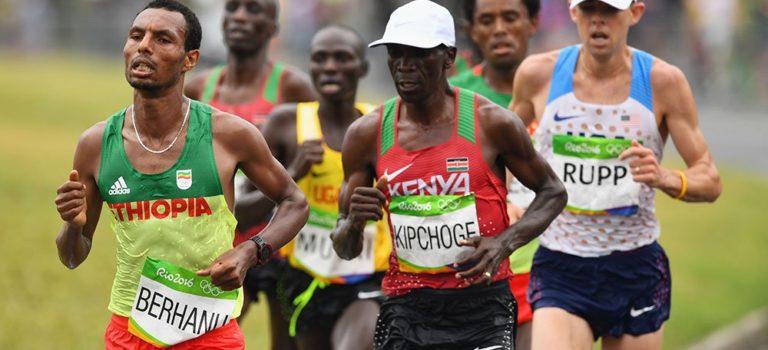 O… μαραθώνιος πόλεμος Κένυας – Αιθιοπίας