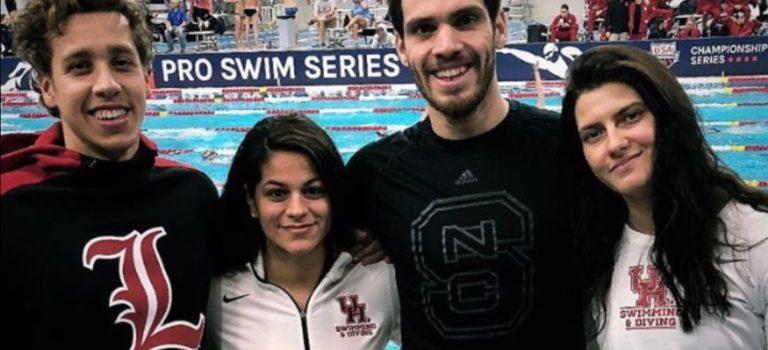 Κρατούν την ελληνική κολύμβηση ψηλά