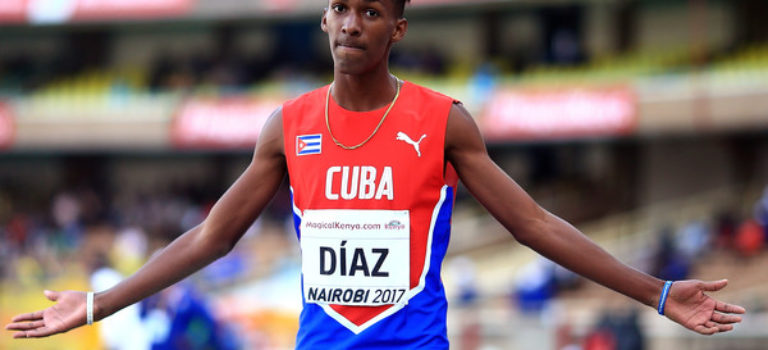 Κορυφαία επίδοση όλων των εποχών από 17χρονο Κουβανό στο τριπλούν (video)