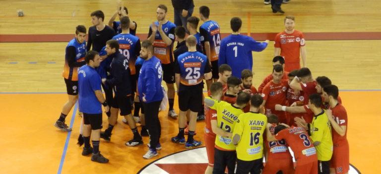 Συναρπαστικό παιχνίδι στη Θεσσαλονίκη