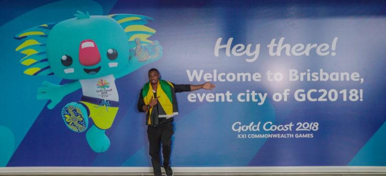 Ξανά σε τελικό 100μ. ο Μπολτ, αλλά ως θεατής