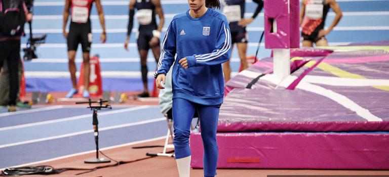Εκπρόσωπος των αθλητών στην IAAF η Στεφανίδη